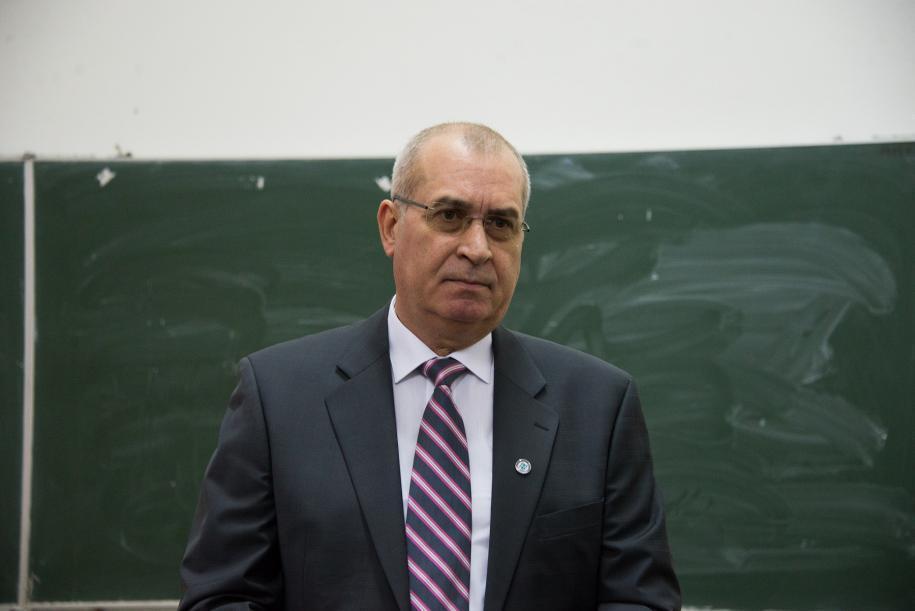 Prof. univ. dr. Constantin Cucoș/ Foto: Tudorel Rusu