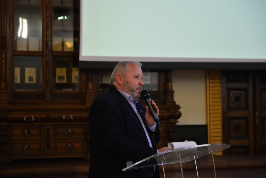Conf. univ. dr. Vasile Timiş, inspector general în cadrul Ministerului Educaţiei