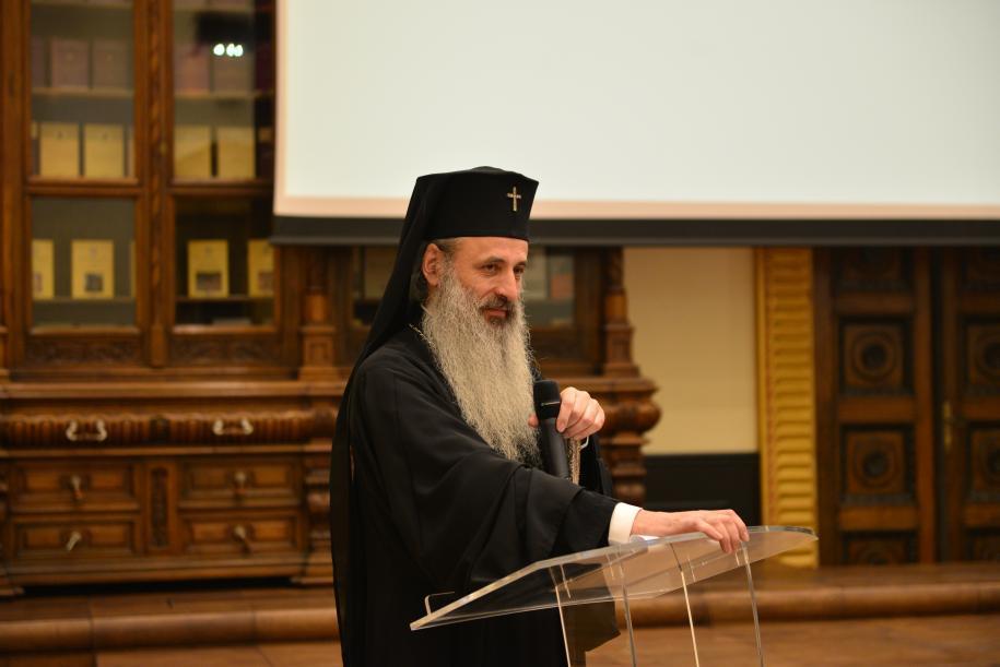 Înaltpreasfinţitul Părinte Teofan, Mitropolitul Moldovei şi Bucovinei