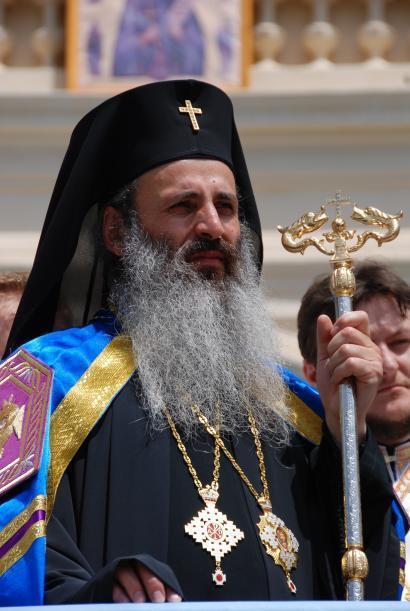 Întronizarea IPS Teofan ca Arhiepiscop al Iaşilor şi Mitropolit al Moldovei şi Bucovinei (iunie, 2008)