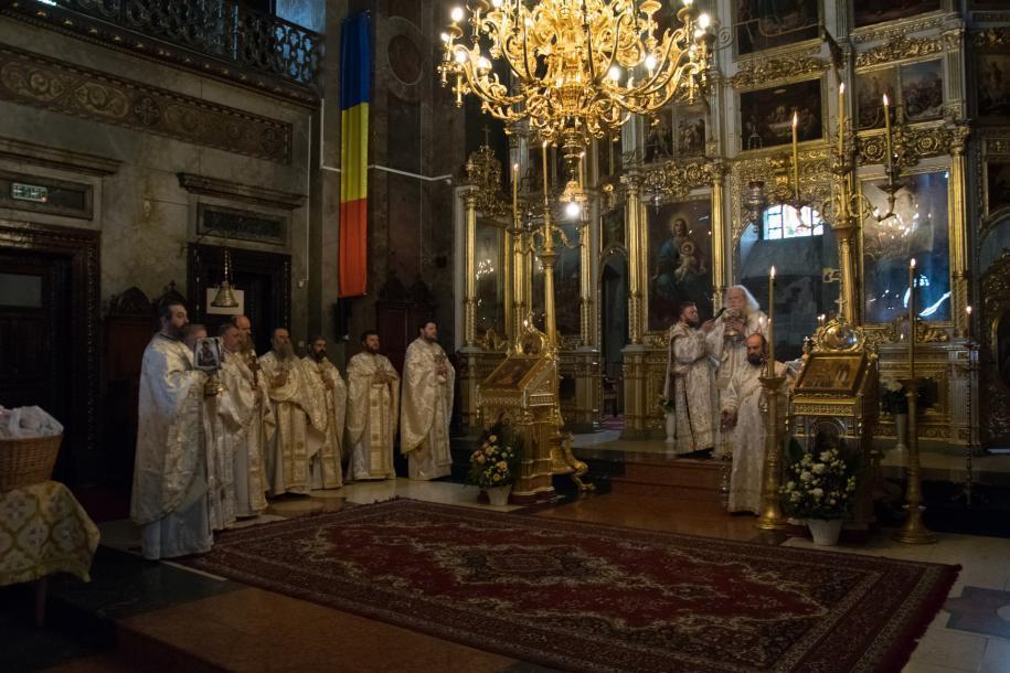 Evenimente dedicate aducerii moaștelor Sfintei Cuvioase Parascheva la Iași/ Fotografii: Constantin Comici
