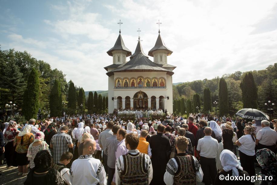 Mănăstirea Sihăstria-Neamț/ Foto: Oana Nechifor