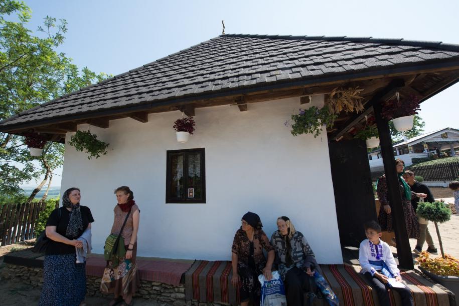 Casa memorială a Sfântului Cuvios Ioan Iacob/ Foto: Tudorel Rusu