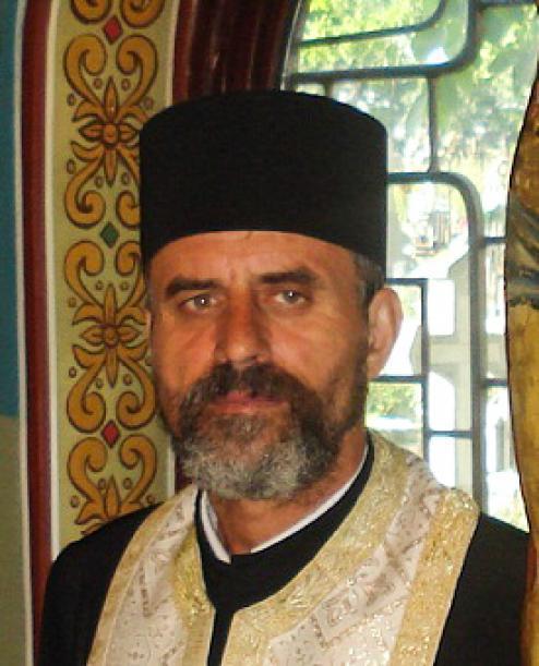 Preotul Vasile Cojocariu
