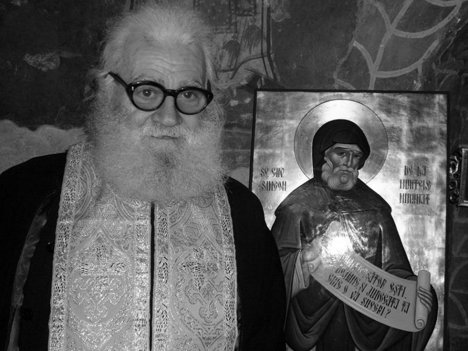 Părintele Tarasie Murgoci (1932-2019)